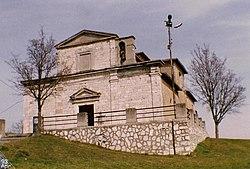 Via Colle Coppito  Villa S Sebastiano Tagliacozzo