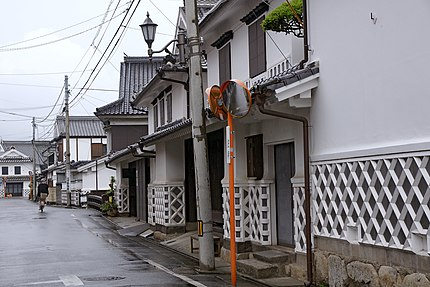 筑後吉井伝統的建造物群保存地区, 福岡県うきは市