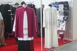 Choir dress and white Cassock - SACROEXPO-2013-06-17.jpg