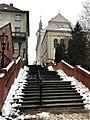 Chojnice street en janvier 2021.jpg