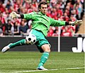 Chris Maxwell Wrexham FC at Wembley.jpg