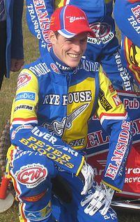 Chris Neath British speedway rider