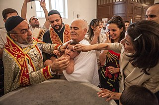 Arab Christians Arabs who follow Christianity