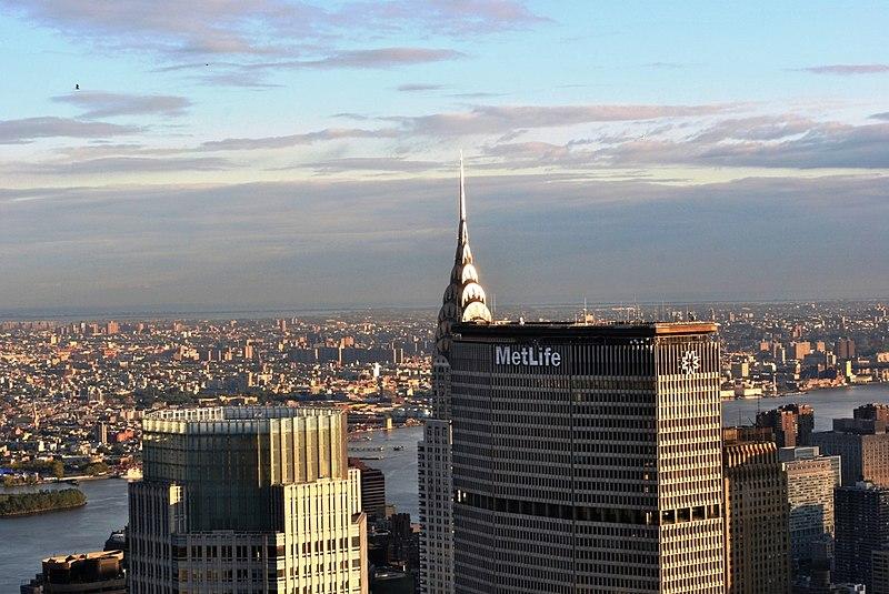 Chrysler Building Wikipedia: File:Chrysler Building From Rockfeller Center 362.JPG