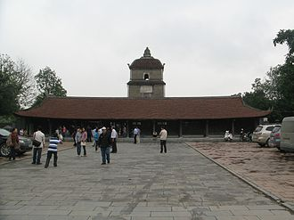 Thuận Thành District - Dâu Pagoda