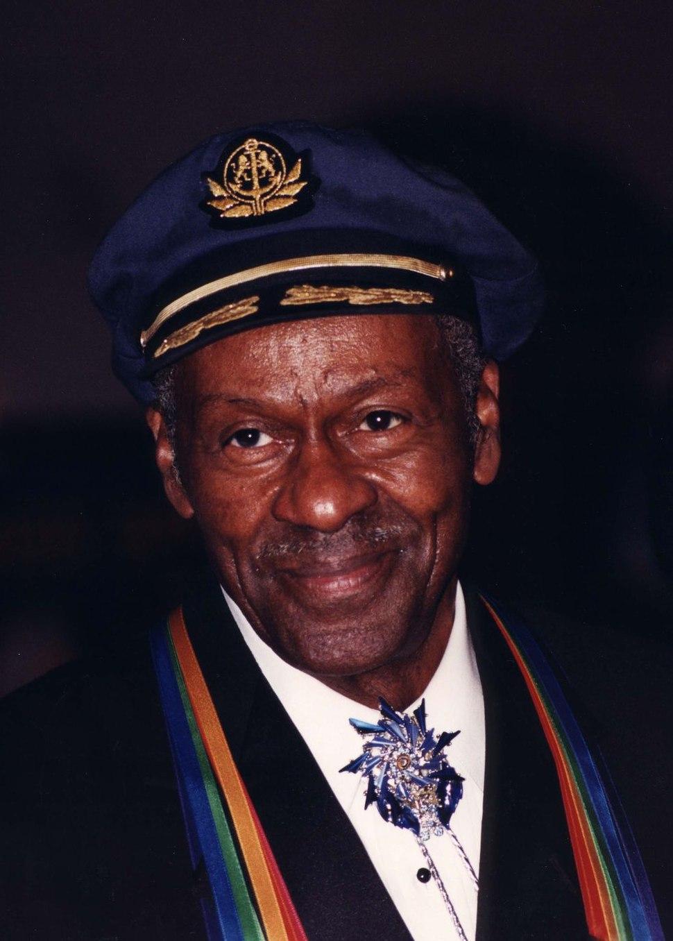 Chuck Berry 2000