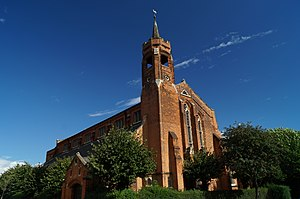 Grade II* listed buildings in the London Borough of Waltham Forest - Image: Church of St Barnabas and St James the Greater