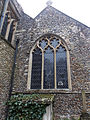 Church of St John, Finchingfield Essex England - North chapel from east.jpg