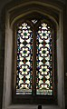 Church of St Mary, High Easter, Essex, England - chancel south stained window at west c. 1861.jpg