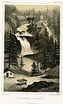 Chutes supérieures du Pont d'Espagne (Hautes-Pyrénées-Vallée de St. Savin) - Fonds Ancely - B315556101 A GORSE 9 017.jpg