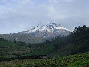 Pico de Orizaba - Southeast of Citlaltépetl