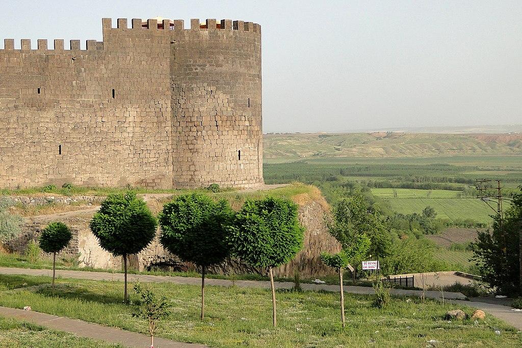 City Wall and Battlements - Diyarbakir - Turkey (5777328071)