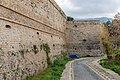 City walls, Kyrenia Castle, Kyrenia, Northen Cyprus 01.jpg