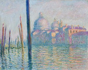 Le Grand Canal - Image: Claude Monet, Le Grand Canal