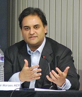 Claude Moraes British politician