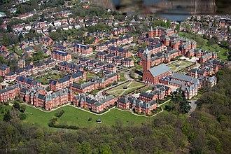 Claybury Hospital - Claybury Hospital