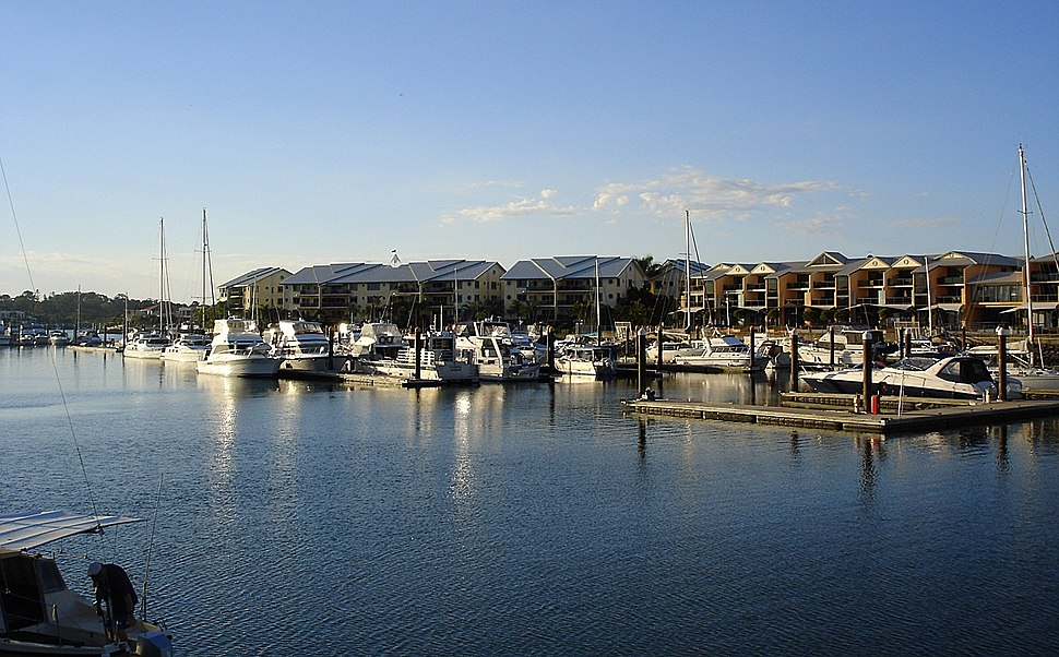 Cleveland Harbour