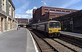 Clifton Down railway station MMB 14 143621 143620.jpg