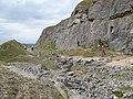 Climbers at Trevor Rocks - geograph.org.uk - 1356660.jpg