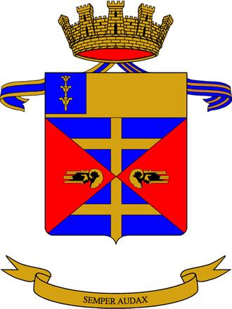Garibaldi Bersaglieri Brigade - Image: Co A mil ITA btg carri 007