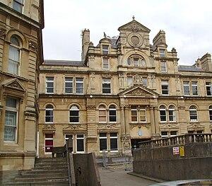 Edwin Seward - The Coal Exchange, Cardiff