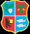 Huy hiệu của Huyện Berehove