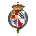 Coat of Arms of Frank Pakenham, 7th Earl of Longford, KG, PC.png