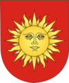 Coat of Arms of Svietłahorsk, Belarus.png