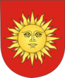 Coat of Arms of Svietłahorsk, Belarus.png