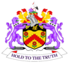 Coat of arms of Burnley Borough Council.png