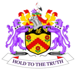 Official logo of Borough of Burnley