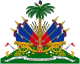 Coat of arms of Haiti