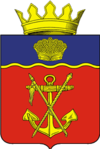Coat of arms of Kalachyovsky district 2007 01 (official).png