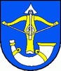 Coat of arms of Lovčica-Trubín.png