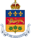 Coat of arms of Québec.svg