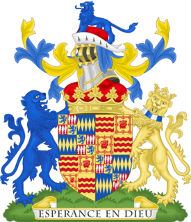 Earl of Northumberland Noble title in the Peerage of England and of Great Britain