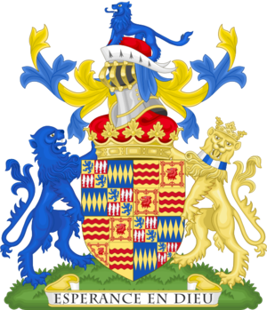 Duke of Northumberland