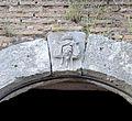 Coats of arms of Barberini on vatican wall.jpg