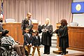 Cobb County Commissioner Lisa Cupid's 2017 swearing-in ceremony 03.jpg