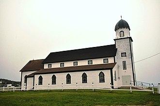 Codroy - Codroy Holy Trinity Anglican Church c. 1913