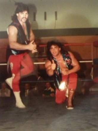 Cody Michaels - Michaels and Dick Flanagan (1987).