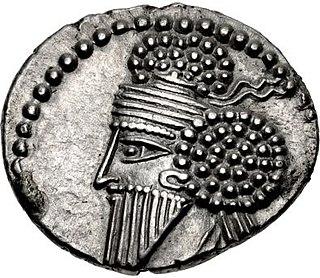 Osroes I Parthian king