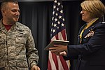 Col. Patty Wilbanks retires after 27 years of service (29879396502).jpg