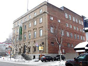 O'Sullivan College - 1191, rue de la Montagne