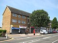 Collier Row, White Hart Lane shops and flats - geograph.org.uk - 906131.jpg