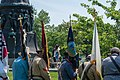 Color guard and invocation - Confederate Memorial Day - Arlington National Cemetery - 2014.jpg
