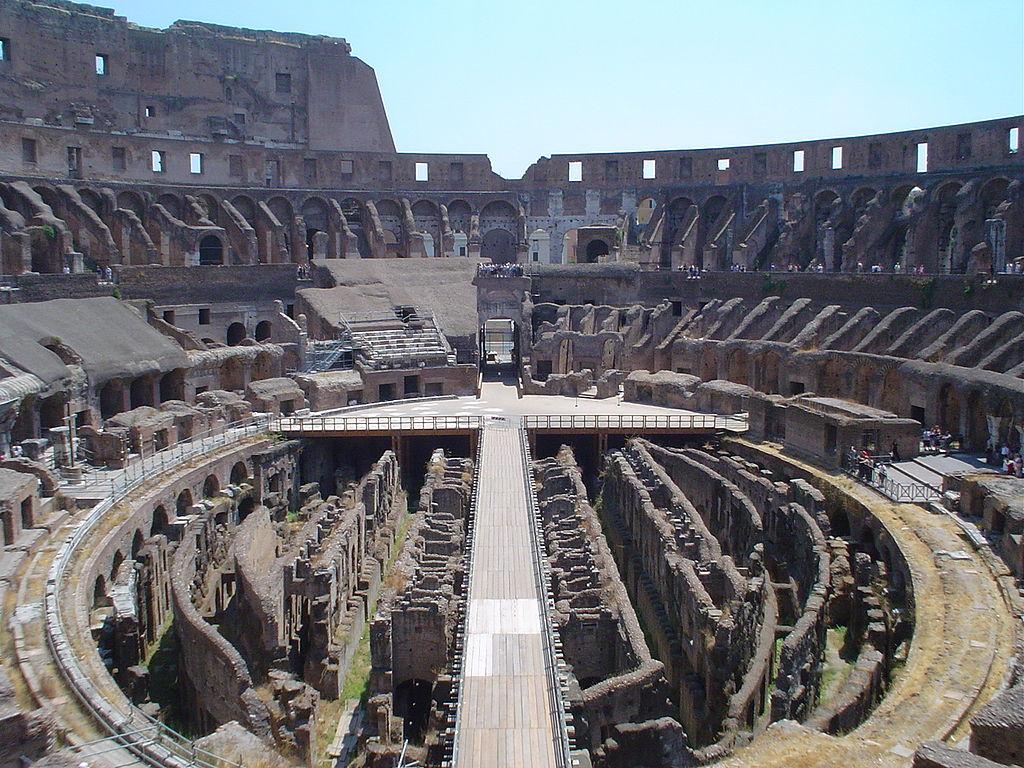 Colosseum 11-7-2003