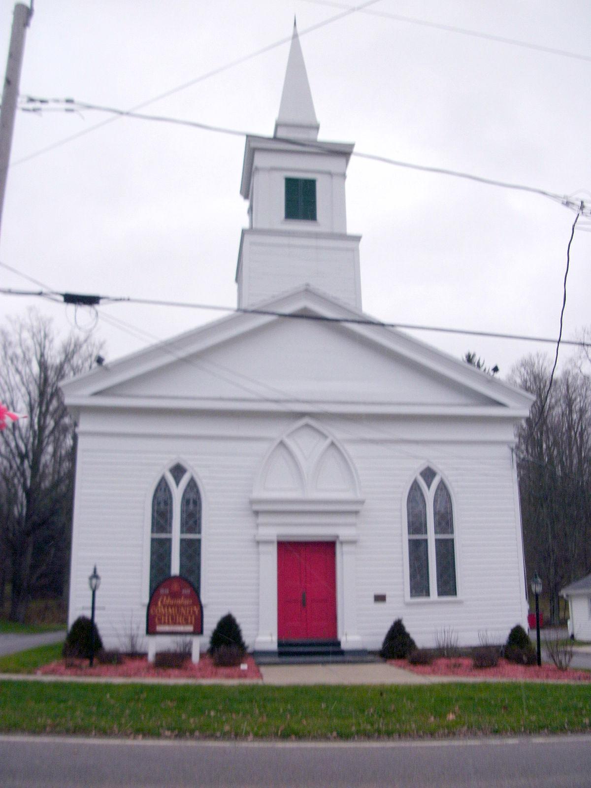 Columbus Community Church Wikipedia