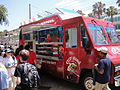 Comic-Con 2010 - Scott Pilgrim vs the World garlic bread truck (4875046480).jpg