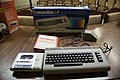 Commodore 64 computer and casette tape recorder.jpg